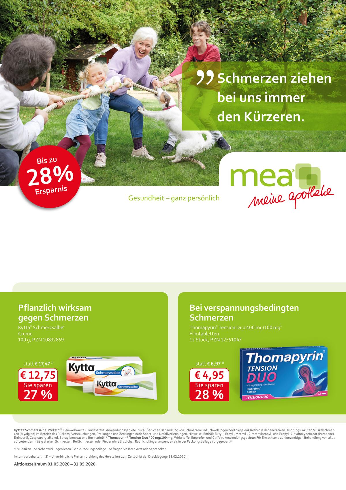 Angebote der Zollplatz- und Dom-Apotheke